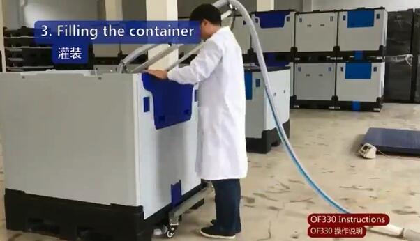 High Quality Liquid Transportation And Storage Pallet