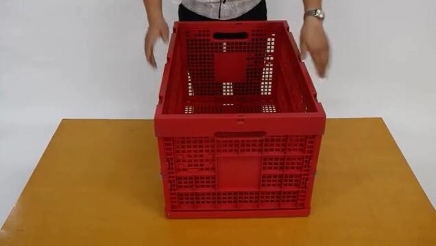 Folding Basket Without Lid