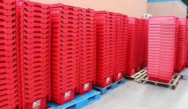 Large Quantities Of Goods Are To Be Shipped In Container