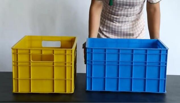 Square Plastic Circulation Box