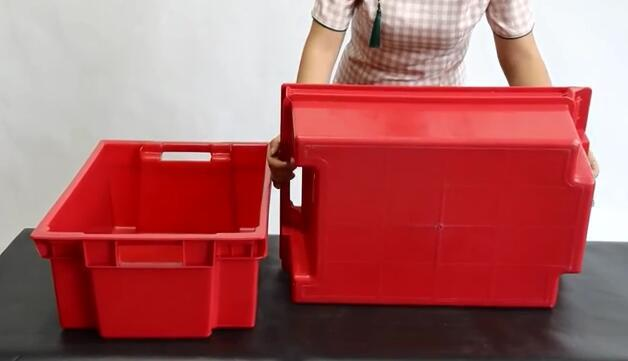 New Color Stackable & Nestable Box
