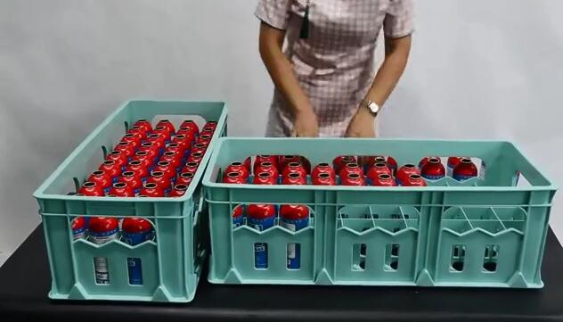 Plastic Cocala Beer Crate
