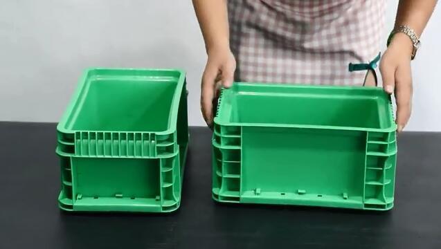 Plastic Logistic Crate