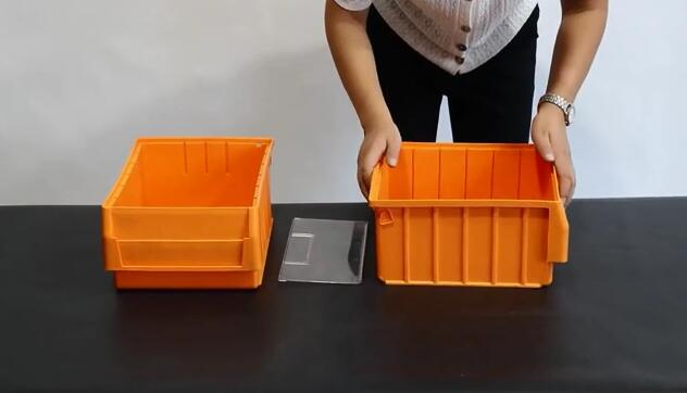 Compartmentalized Part Box