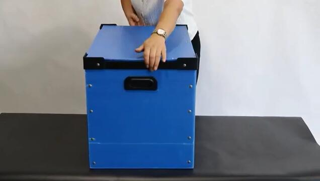 Folding Hollow Board Box