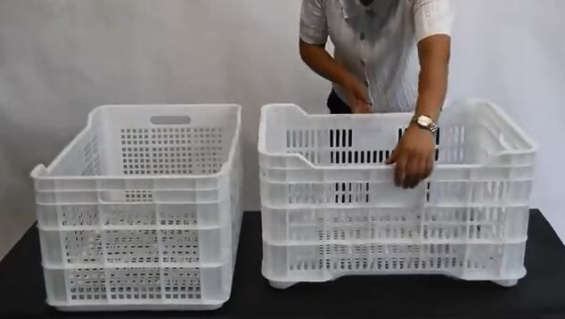 Plastic Air Permeable Preservation Basket