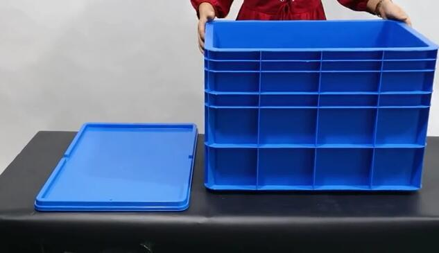 Plastic turnover box products