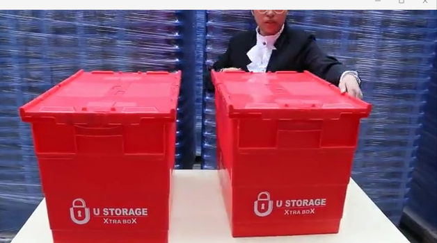 U-storage Xtra boX trusted us to provide not only quality moving totes but also best buying experience