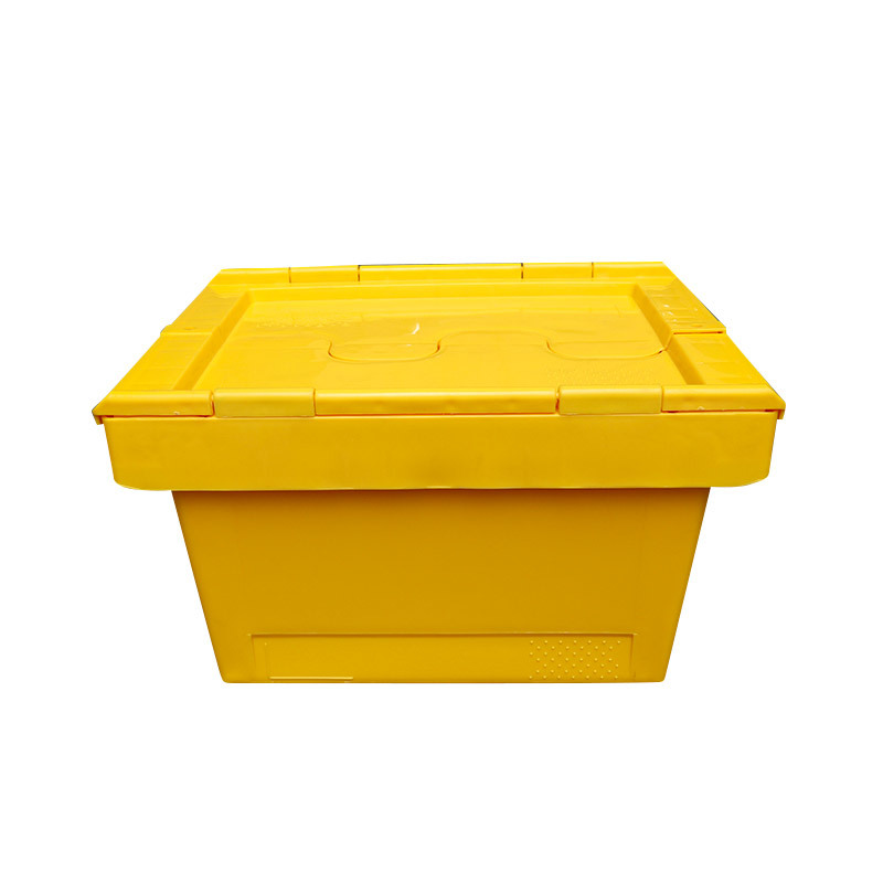 Plastic Logistic Storage Turnover Moving Crate  410-240