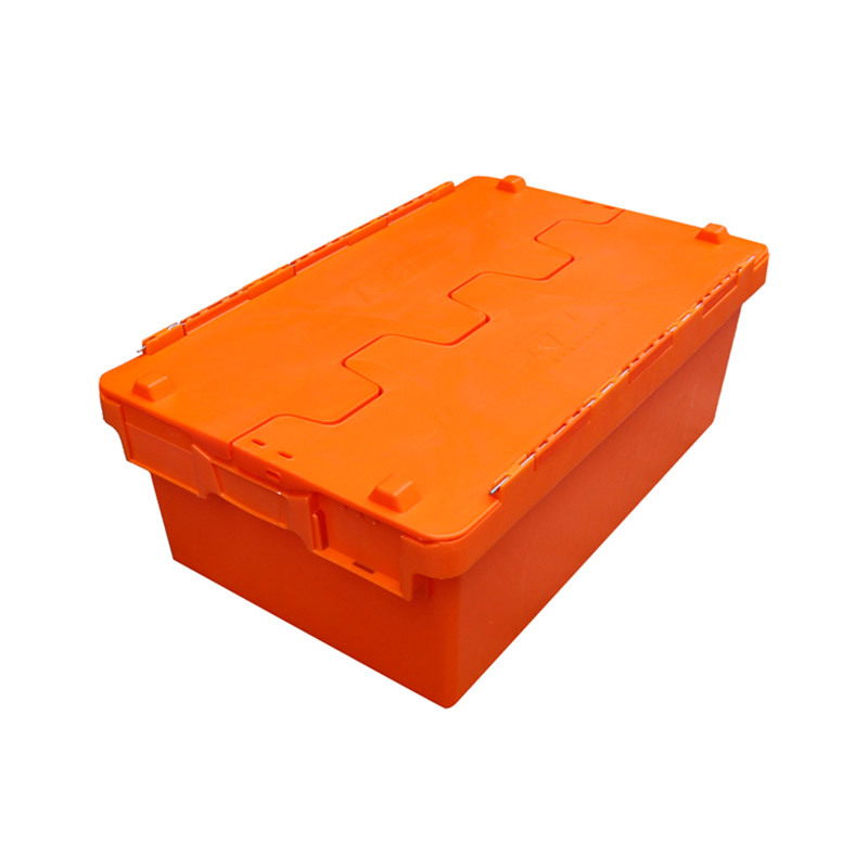 Plastic Logistic Storage Turnover Moving Crate  480