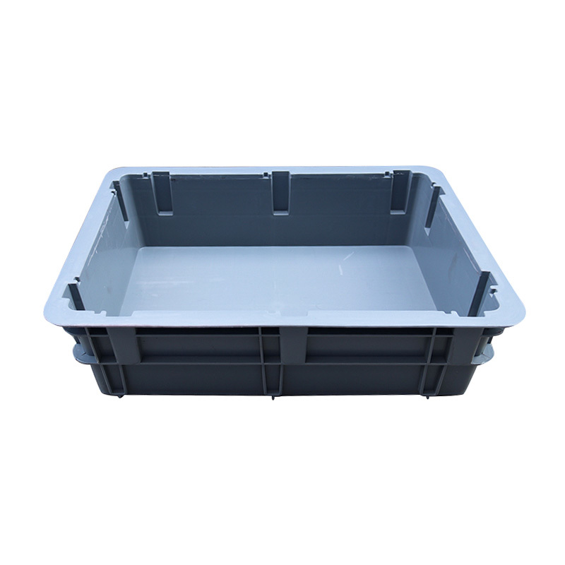 Plastic Nestable Stackable fish storage box 4311
