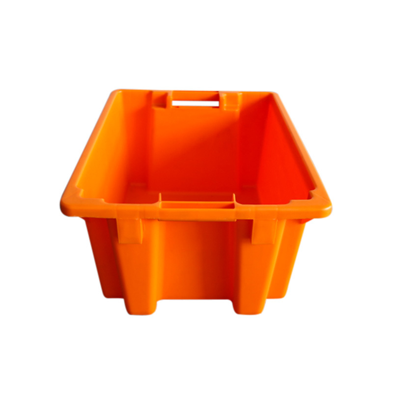 Plastic Nestable Stackable fish storage box 5325