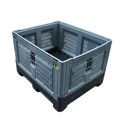 Plastic Foldable Pallet Container for storage