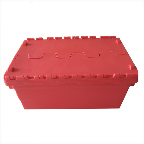 Plastic Logistic Storage Turnover Moving Crate 6425/6428