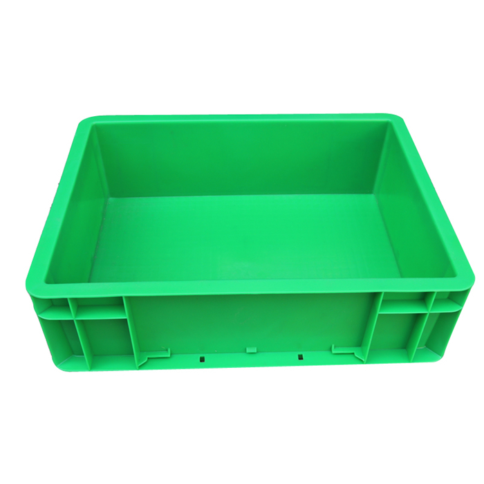 plastic turnover stackable box with lids EU4311
