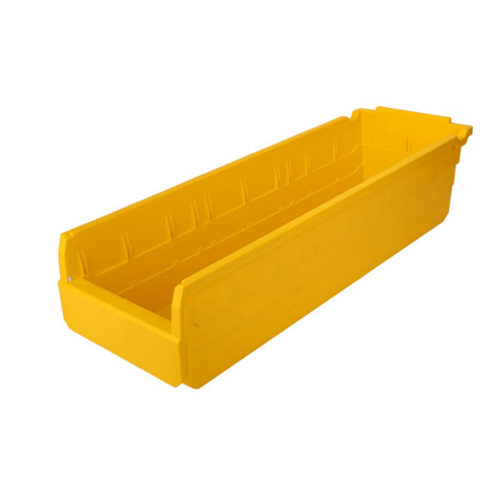 hot sale plastic Spare Parts Bin with division board