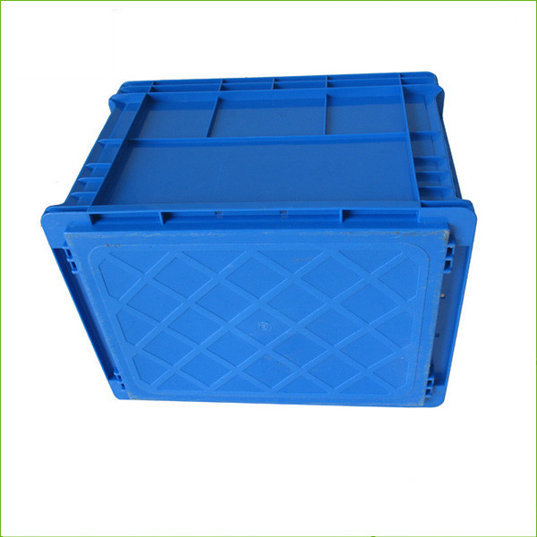 plastic stackable storage crate EU-C