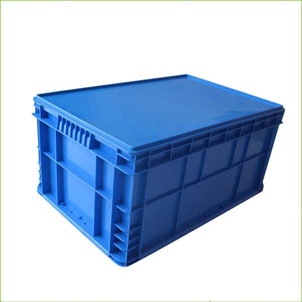 plastic stackable turnover storage crates EU-D