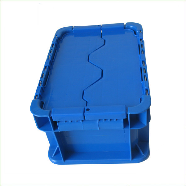 plastic storage turnover stackable box ST-A