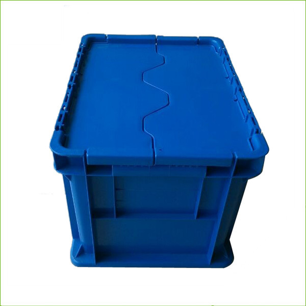 plastic storage turnover stackable box ST-C