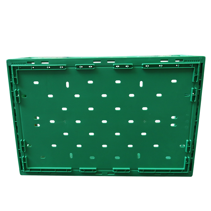 Recyclable Plastic Collapsible Crate For Fruit and Vegetable