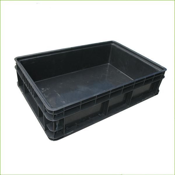 plastic storage stackable turnover box EU-H