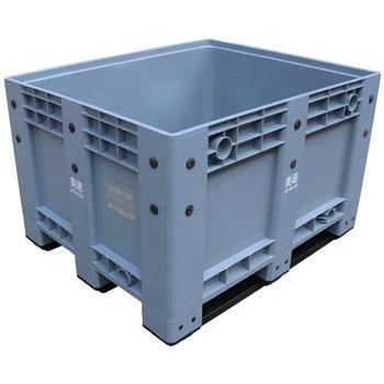 collapsible pallet box stackable pallet box