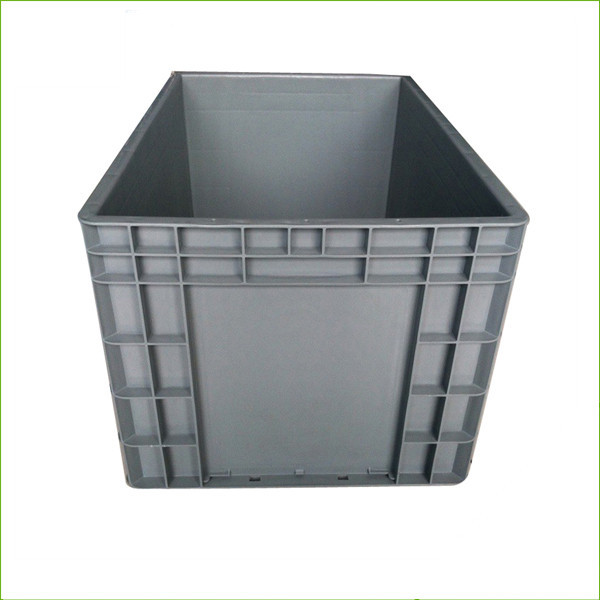 plastic storage turnover stackable box EU4633