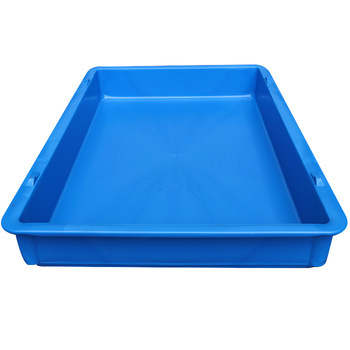 plastic stackable tray for dough Pizza tray