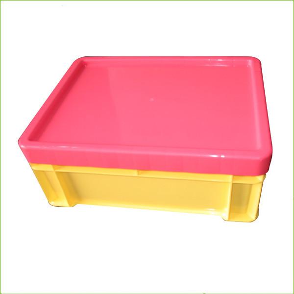 plastic turnover storage crate 400