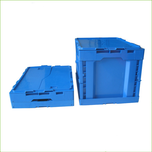 Plastic Moving Collapsible Storage Box Factory Hot Sale Container