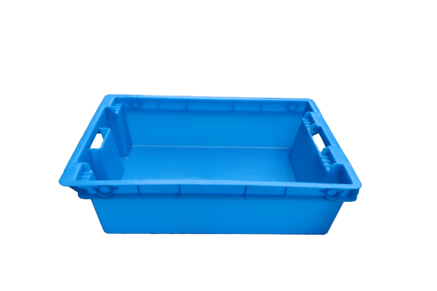 2020 High Quality Plastic Nest&Stack Crate With A Good Price