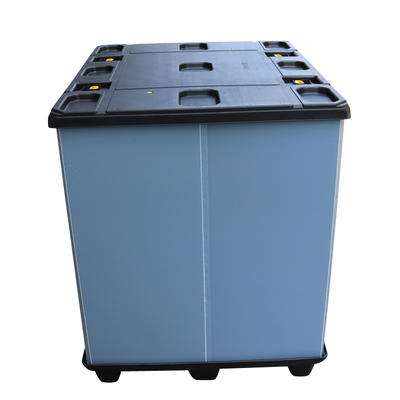 Collapsible Pallet Containers 1200-1000