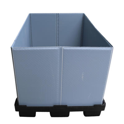 High quality plastic pallet boxes for sale,bulk plastic storage boxes, pallet storage box