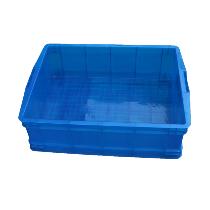 plastic turnover stackable storage box 700-220